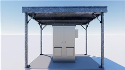 Telco shelter